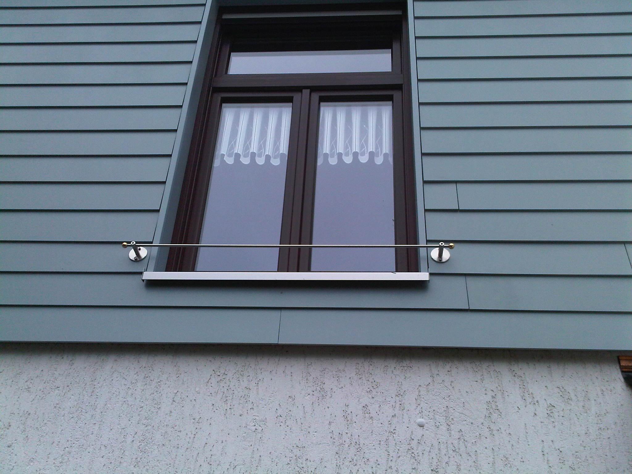 metallbau wuppertal gel nder edelstahlhaltestange f r blumenk sten. Black Bedroom Furniture Sets. Home Design Ideas