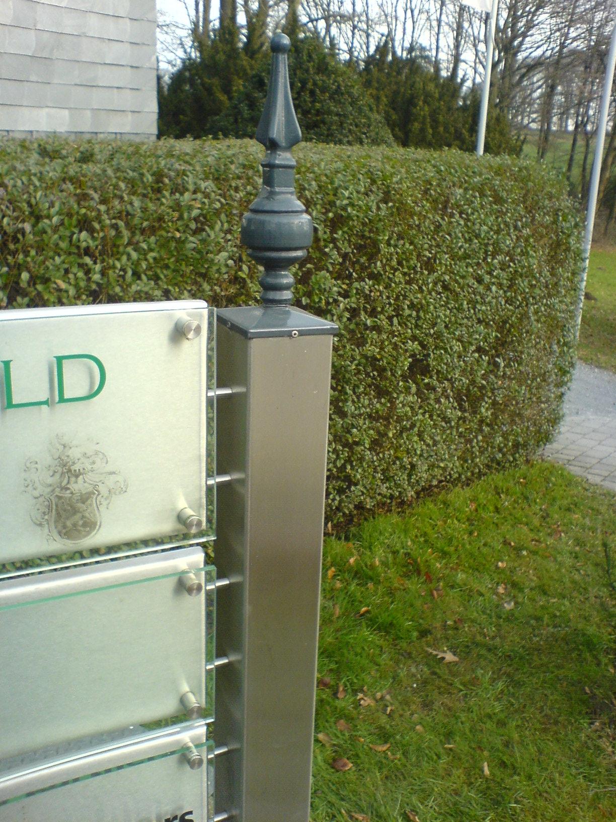 Metallbau wuppertal gel nder rustikal und modern for Rustikal modern